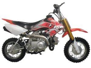 Dirt bike 70cc Semi-Automatic Review