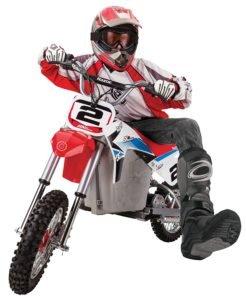 Razor Dirt Rocket SX500 McGrath Electric Motocross Bike Reviews
