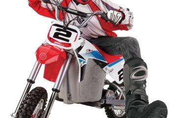 Razor Dirt Rocket SX500 McGrath Electric Motocross Bike Review