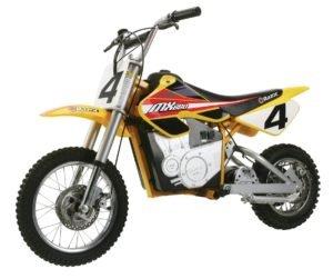 Razor MX650 Rocket Electric Motocross Bike Review