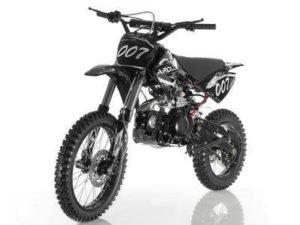 Apollo DB-007 125cc Dirt Bike Review