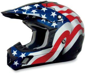 AFX FX-17 Unisex-Adult Off-Road-Helmet-Style Helmet