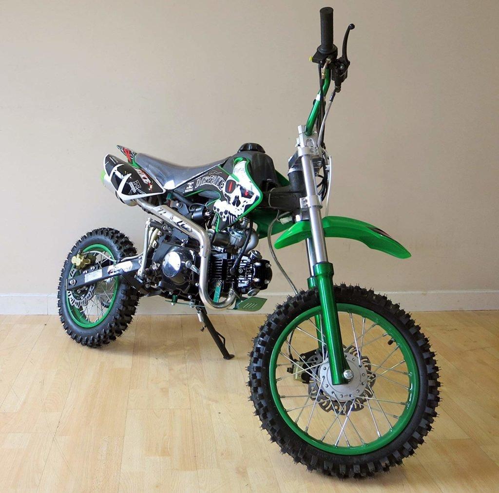 Funky Bikes 125cc Pro Dirt Bike